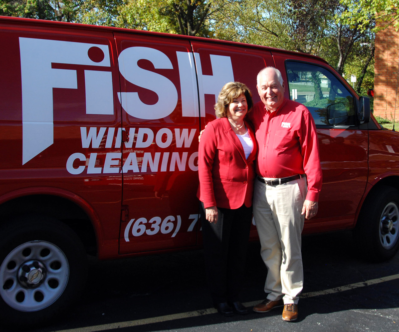 Fish Mike and Linda Merick